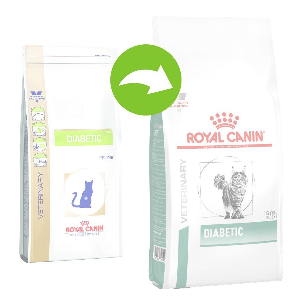 Royal Canin Diabetic DS 46 - Veterinary Diet Cat 1,5 kg