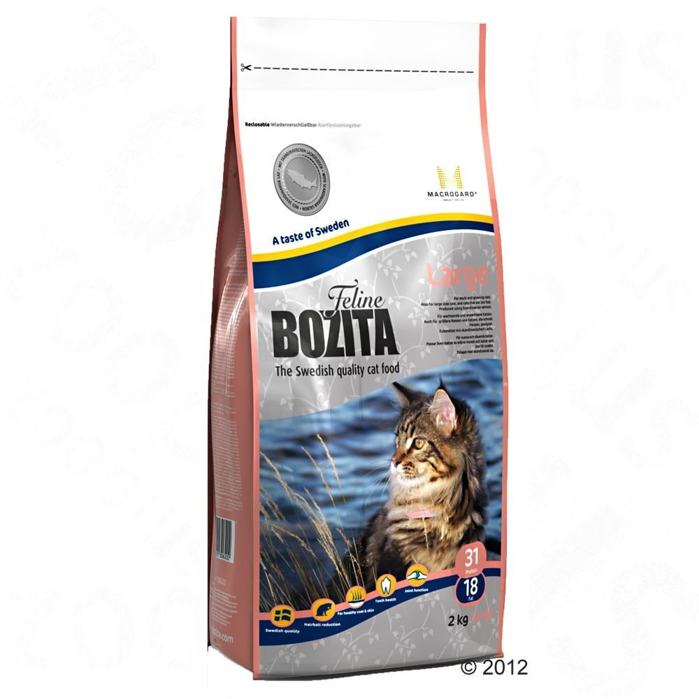 Bozita Feline Large - Sparpaket: 2 x 10 kg
