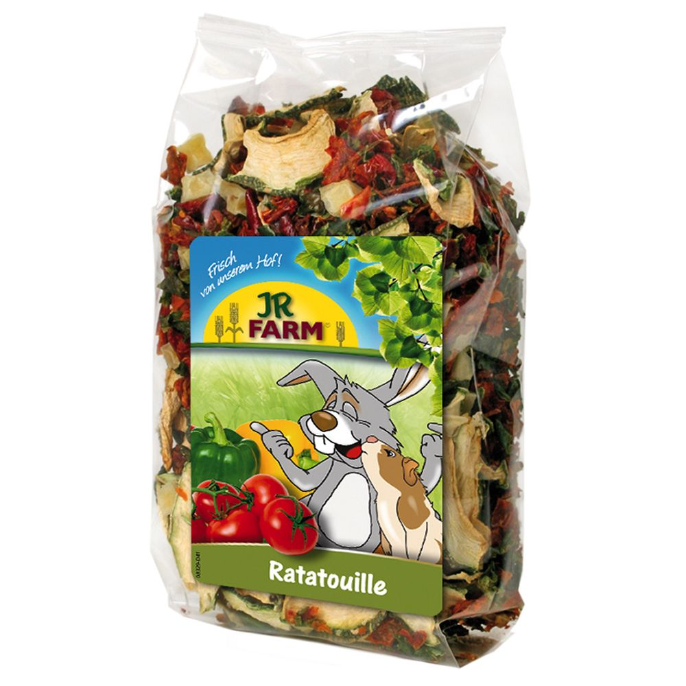 JR Farm Ratatouille pour rongeur - 100 g