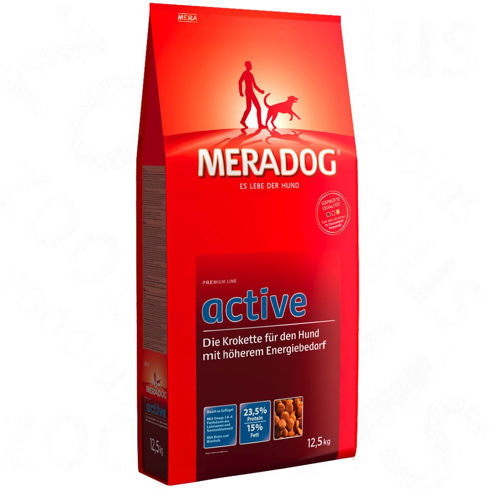 Mera Dog Active - 12.5 kg