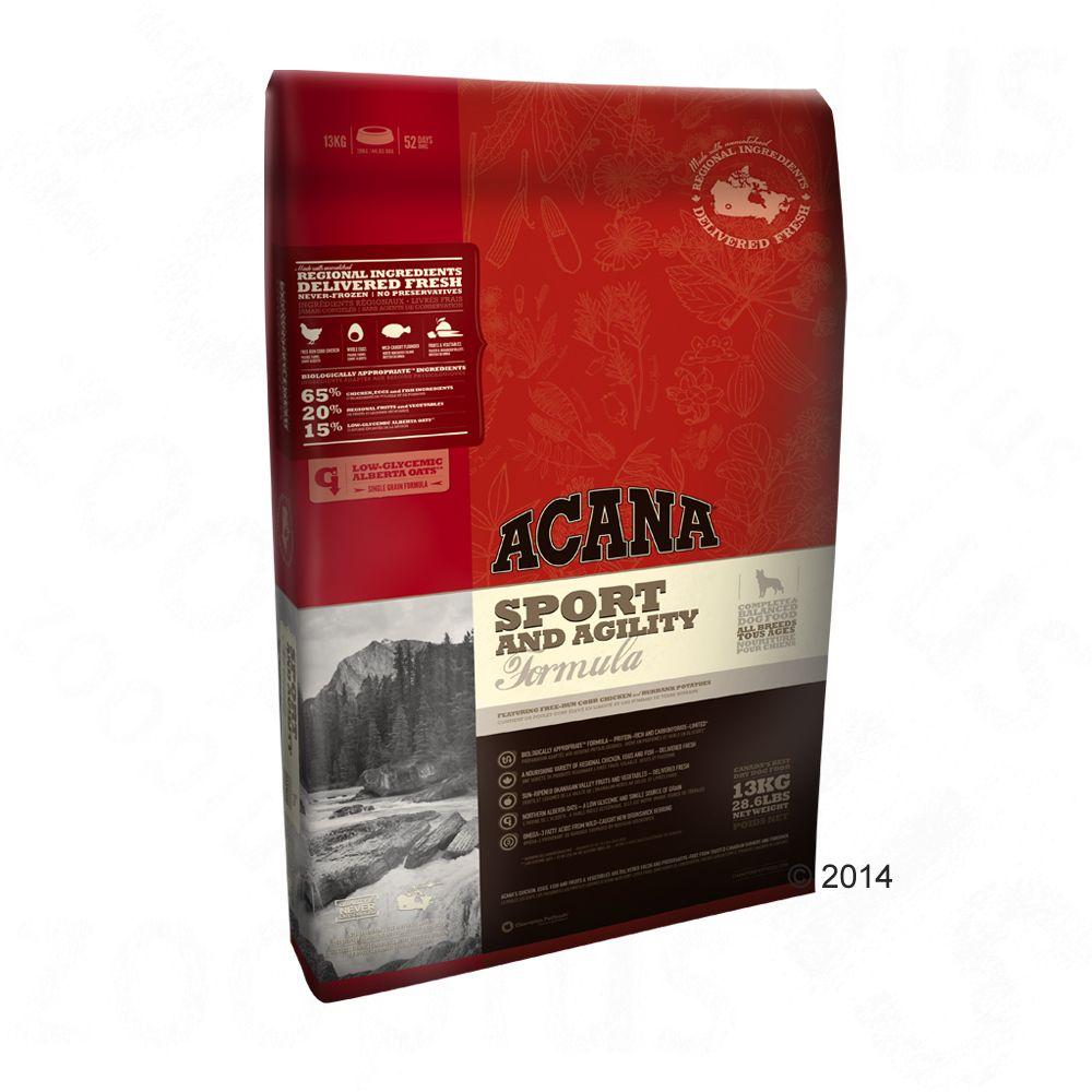 Foto Acana Adult Dog Sport & Agility - 13 kg Acana Classics Adult