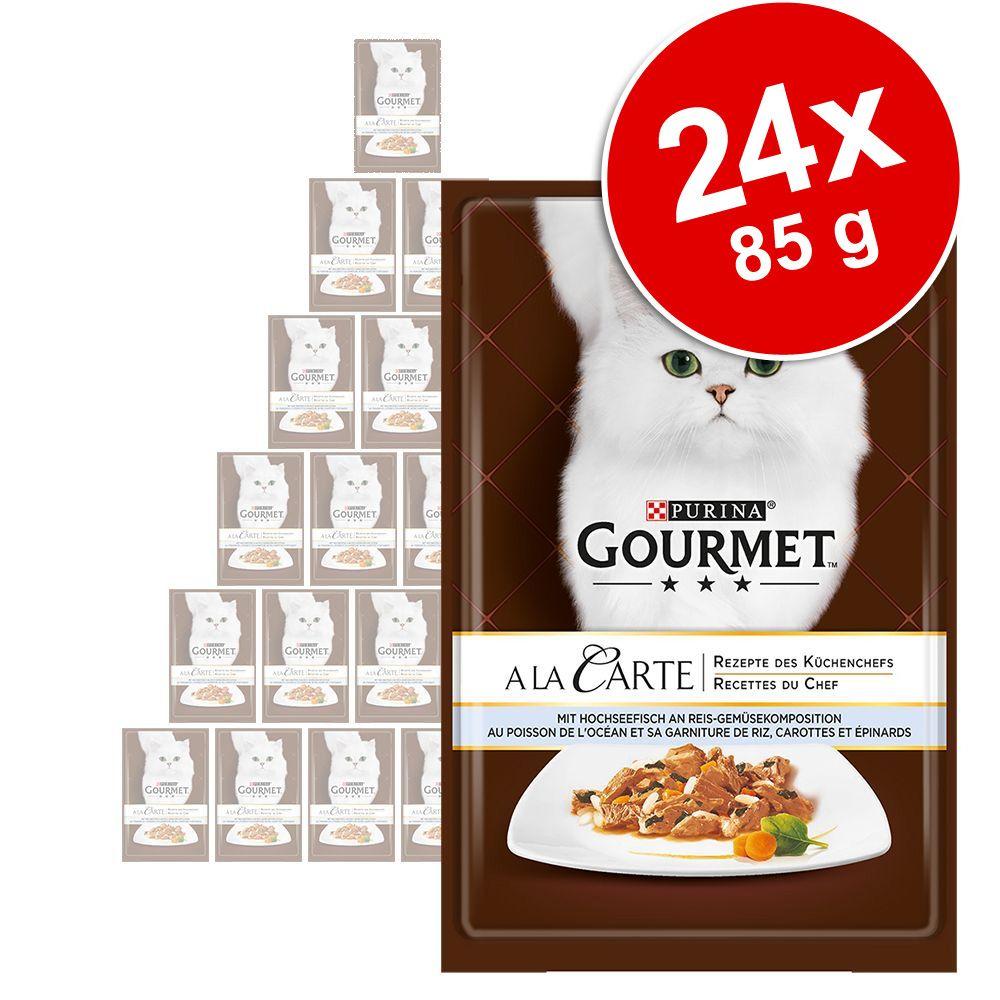 Gourmet A la Carte, 24 x