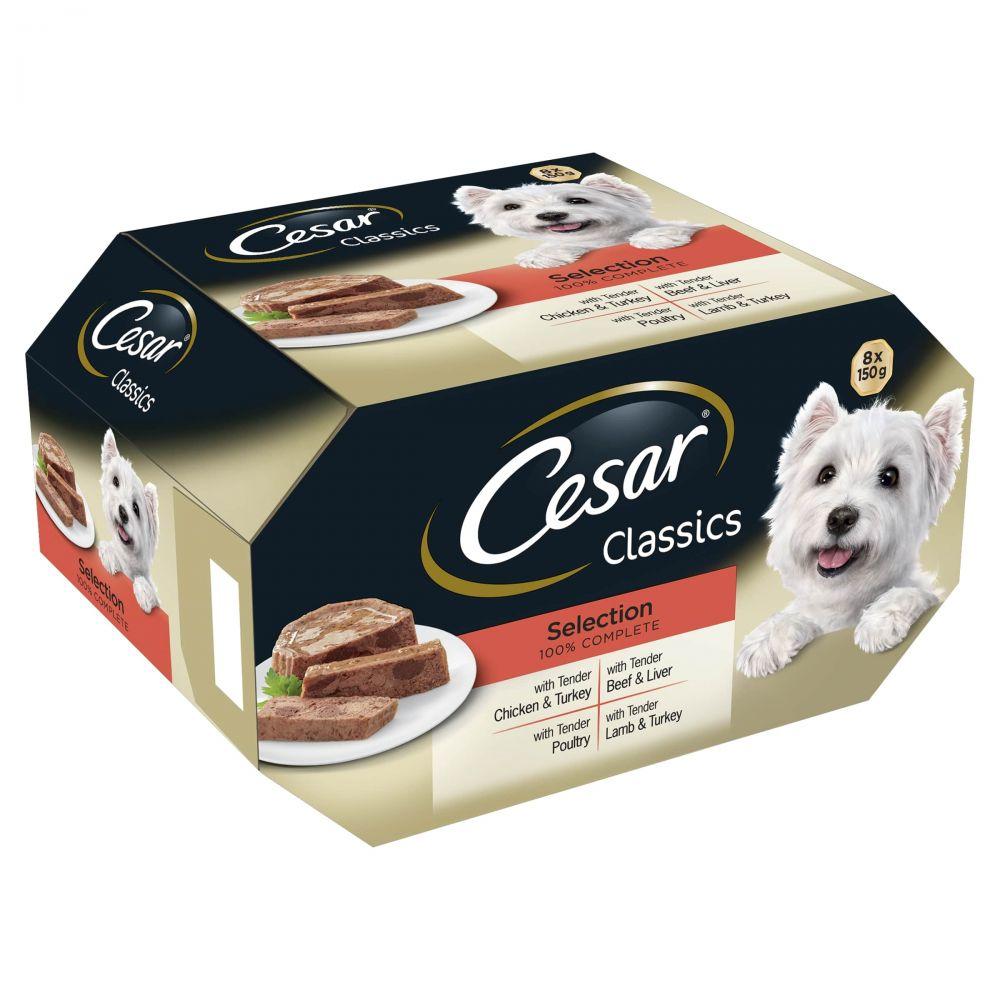 Cesar Classic Selection – 48 x 150 g