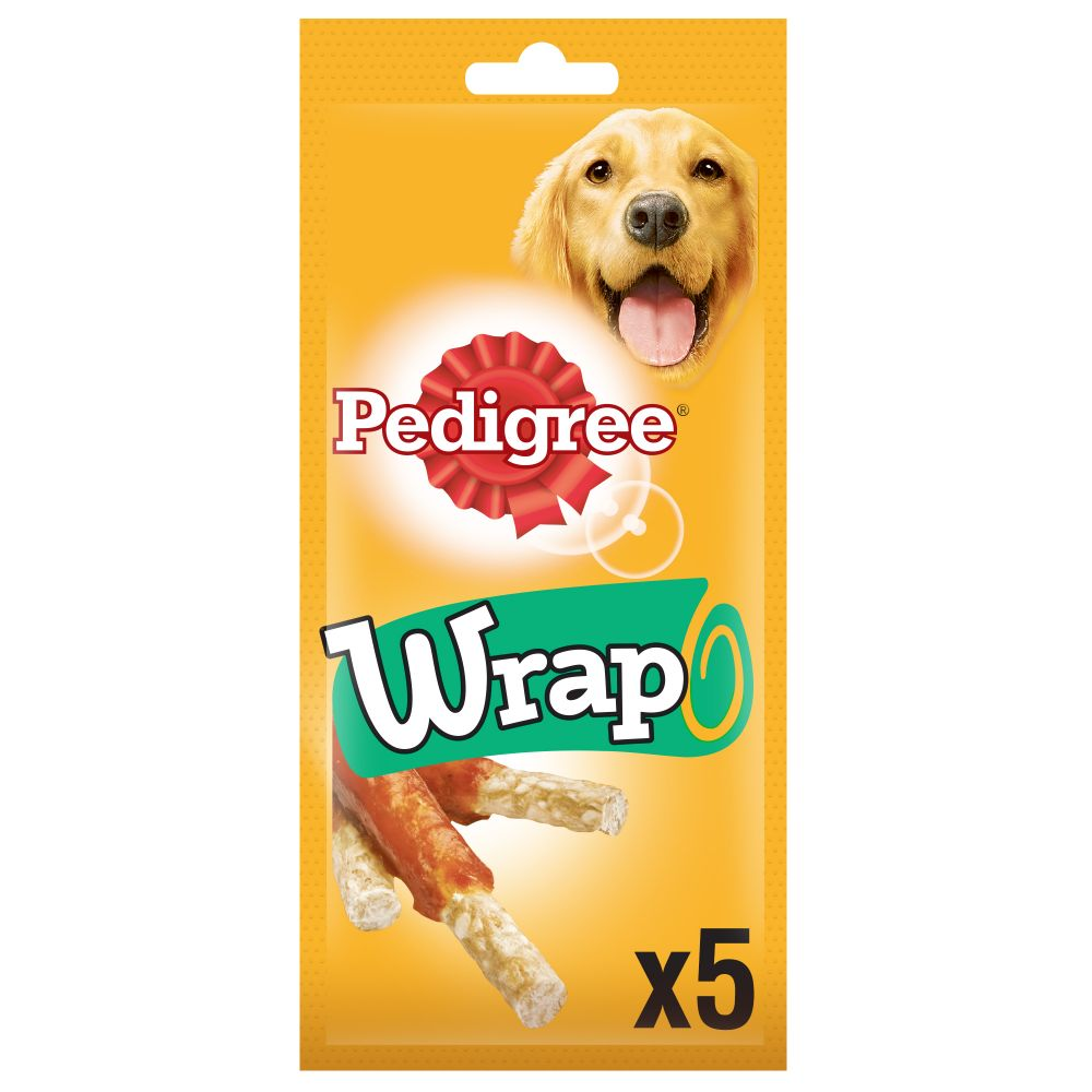 Wrap Pedigree Dog Treats