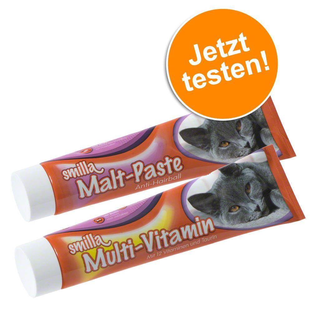Gemischtes Probierpaket: Smilla Multi-Vitamin &...