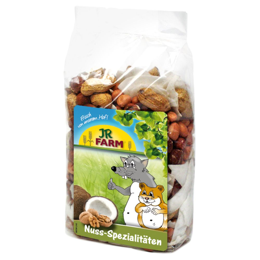 JR Farm Nut Specialties - Saver Pack: 3 x 200g