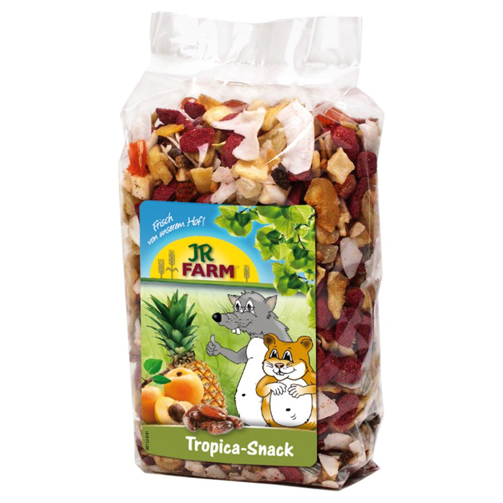JR Farm Tropica Snack - 200g