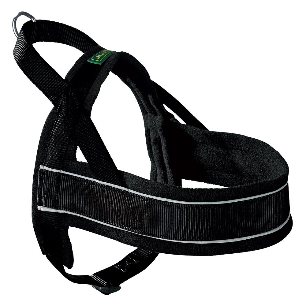 Hunter Norwegian Racing Dog Harness Black