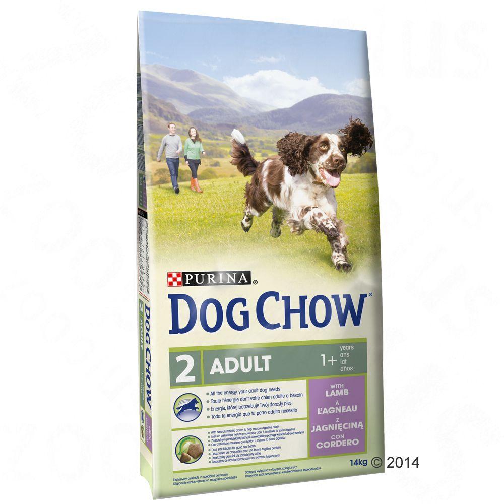 Purina Dog Chow Adult Lam