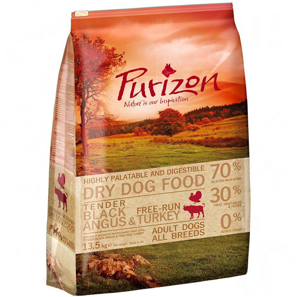 Purizon Adult Black Angus & Turkey - 12 kg
