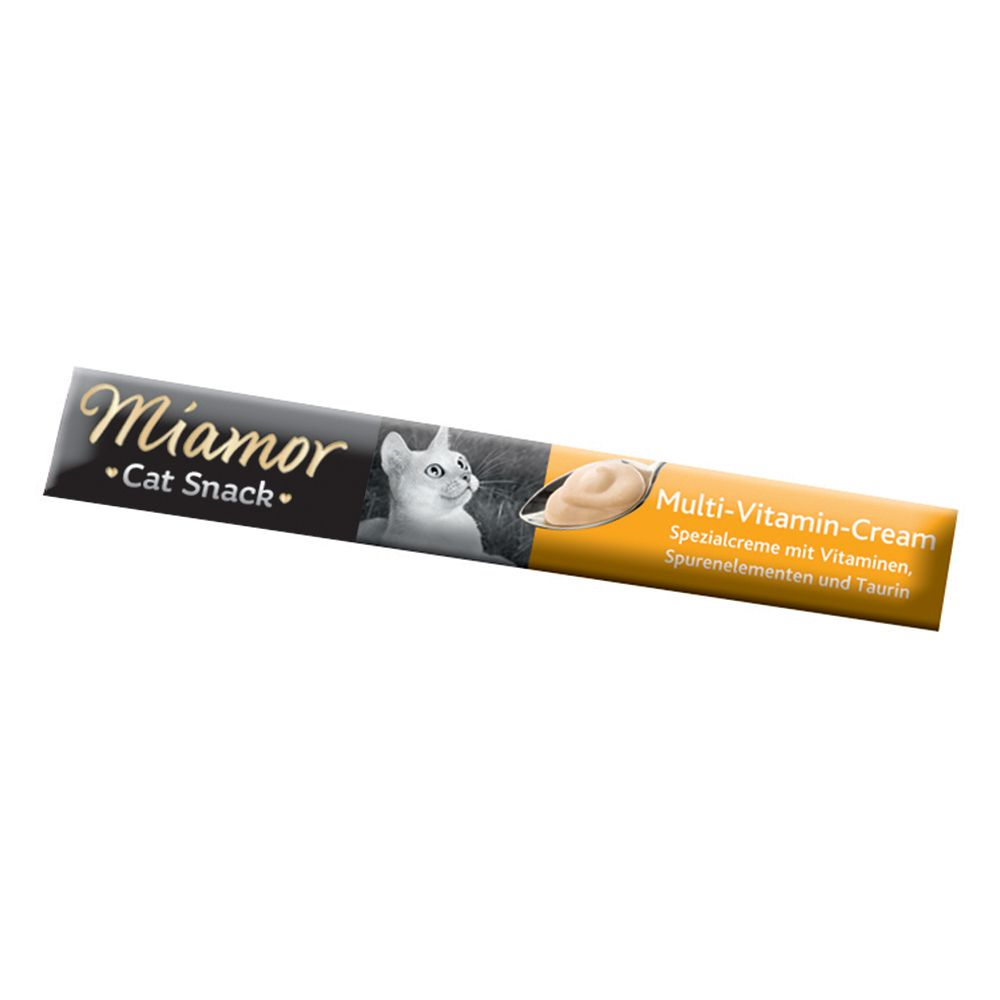 Cat Snack Miamor Multivitamin Cream