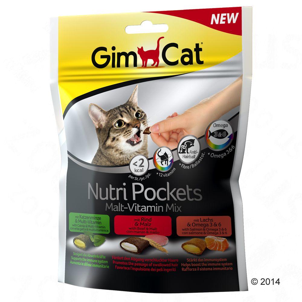 GimCat Nutri Pockets - Ma