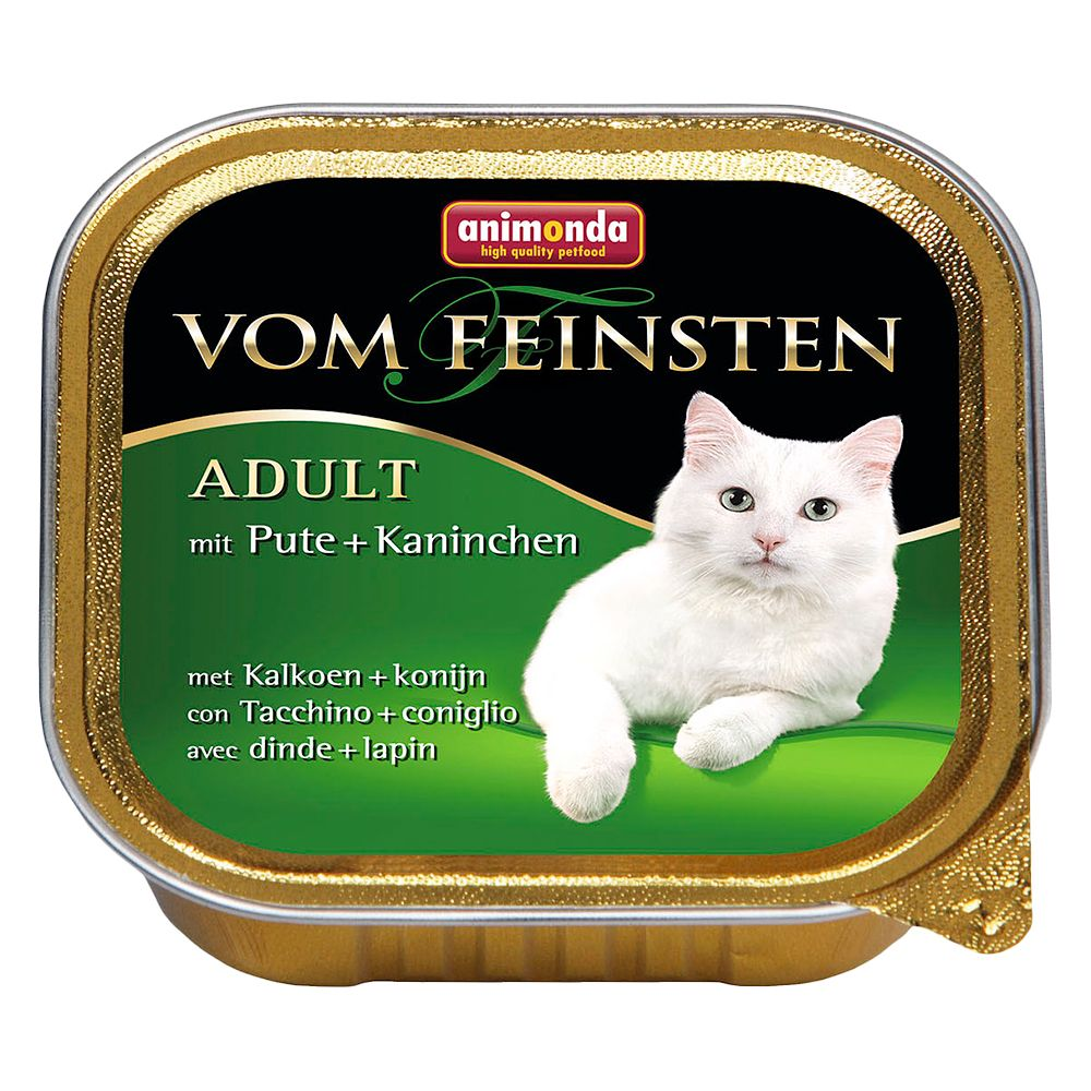 Animonda vom Feinsten Adult 6 x 100g - Chicken Liver