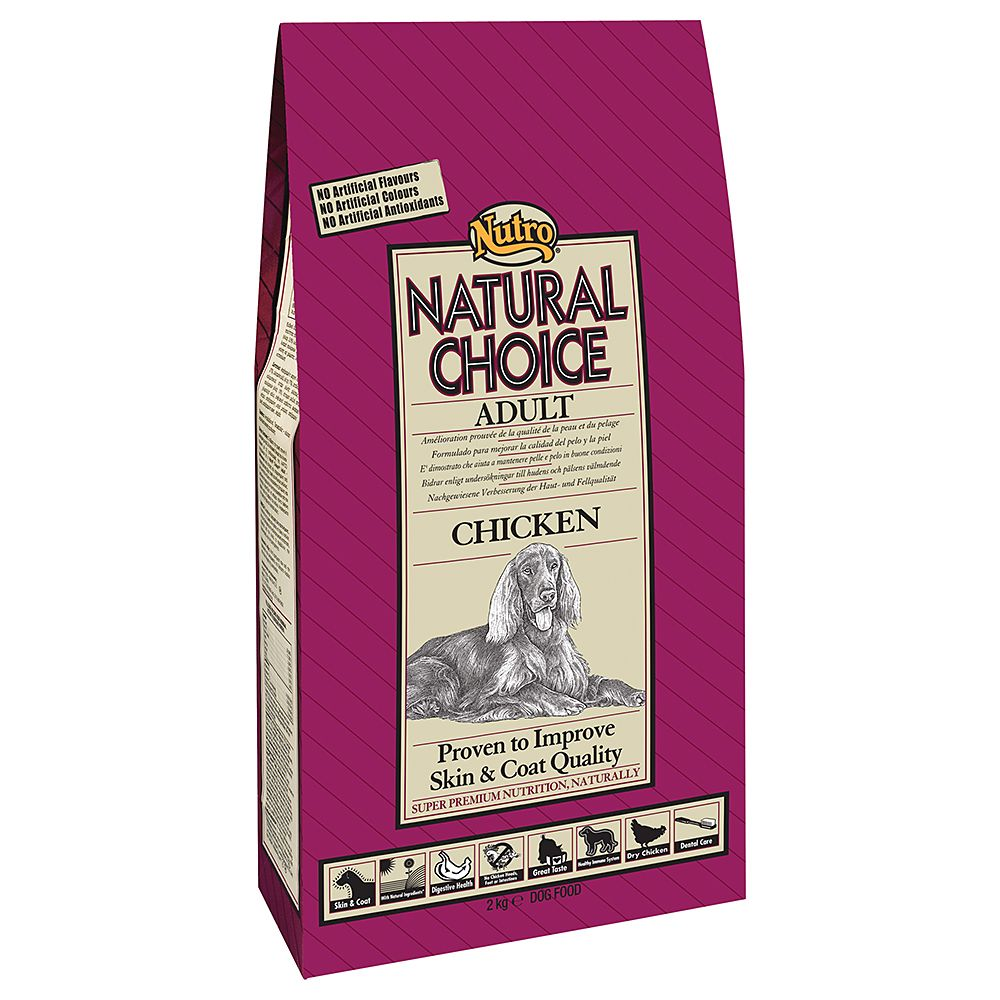 Nutro Natural Choice Adult Chicken