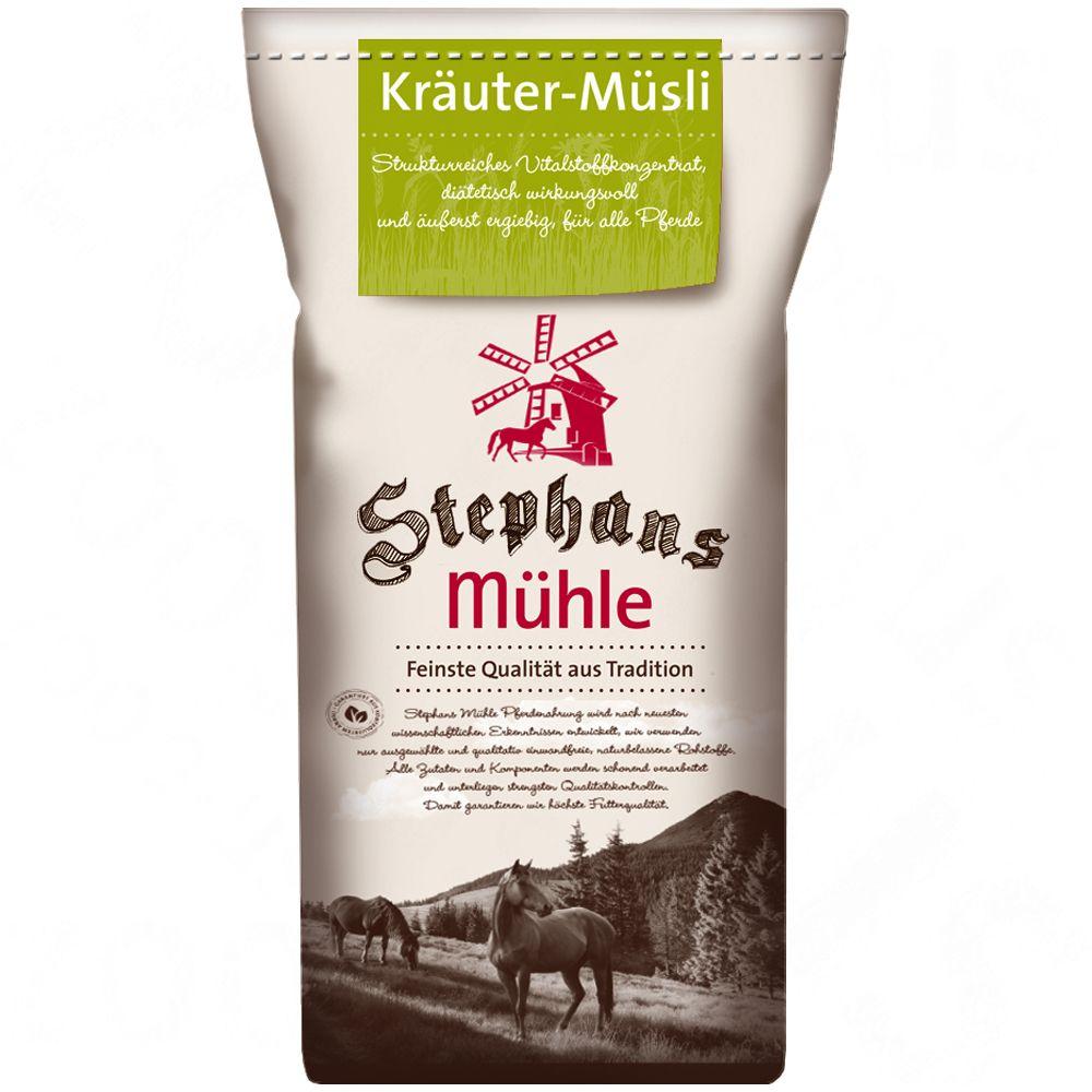 Foto Stephans Mühle Müsli di erbette aromatiche - 25 kg