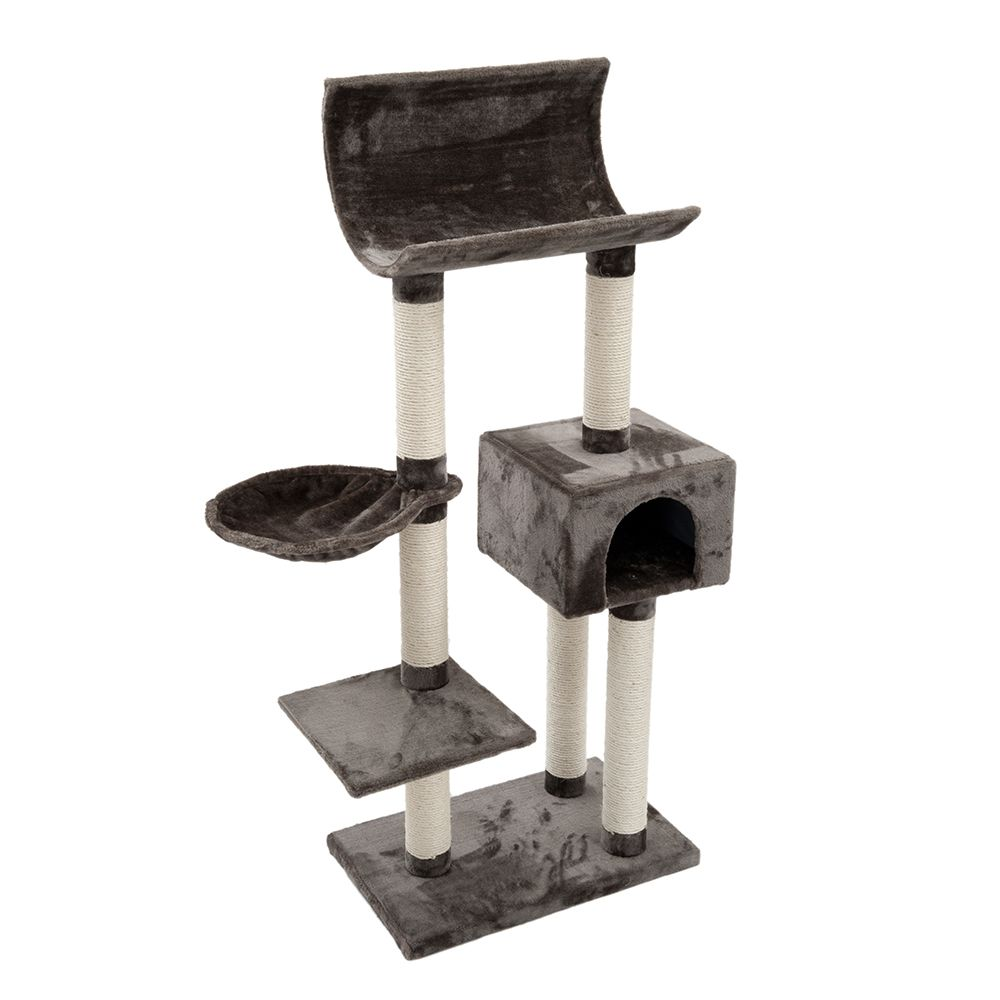 Ikaros Cat Tree - Brown