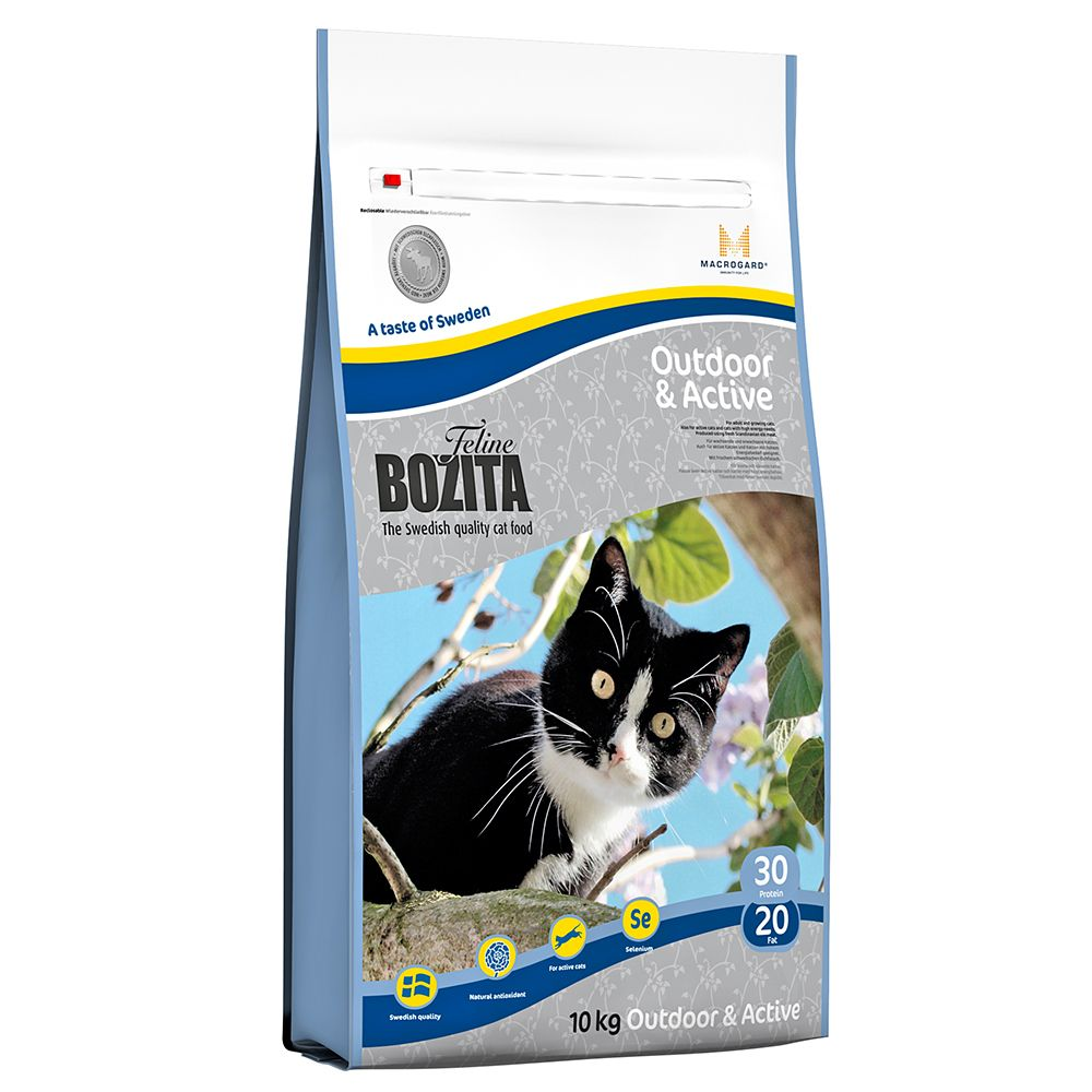 Outdoor & Active Bozita Dry Cat Food