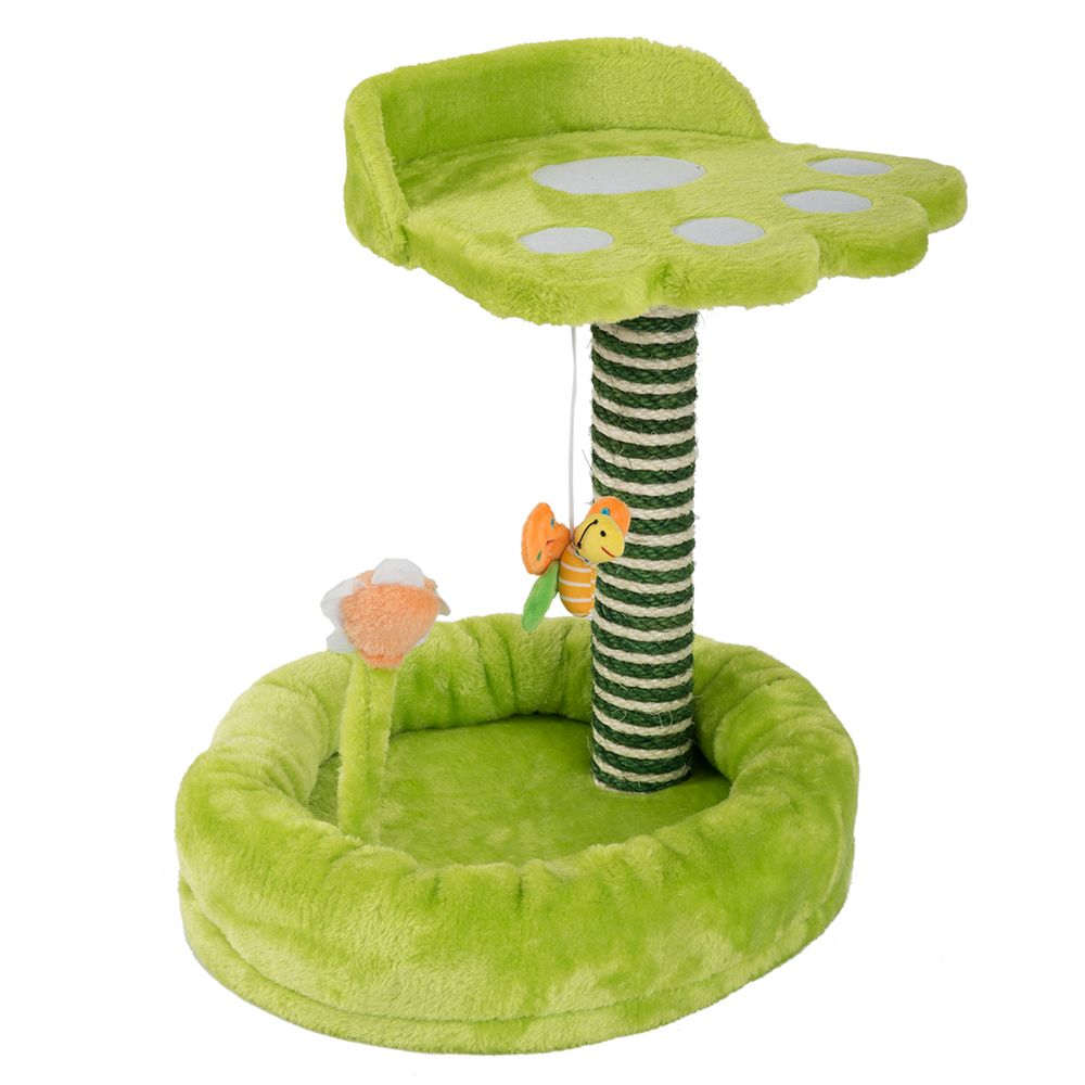 Grassland Cat Tree - Green