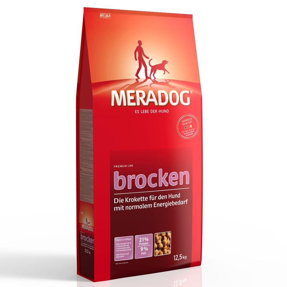 Mera Dog Kibble - Economy Pack: 2 x 12.5kg
