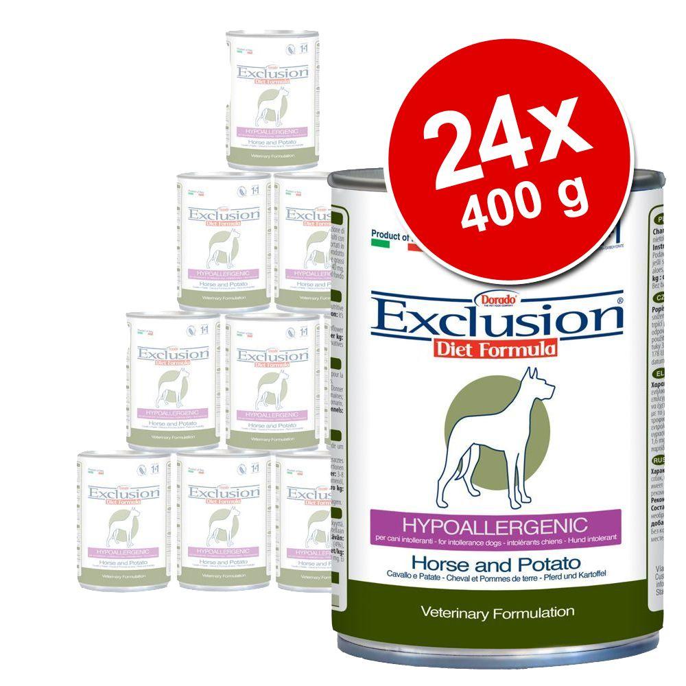 Sparpaket Exclusion Diet 24 x 400 g - Fisch & K...