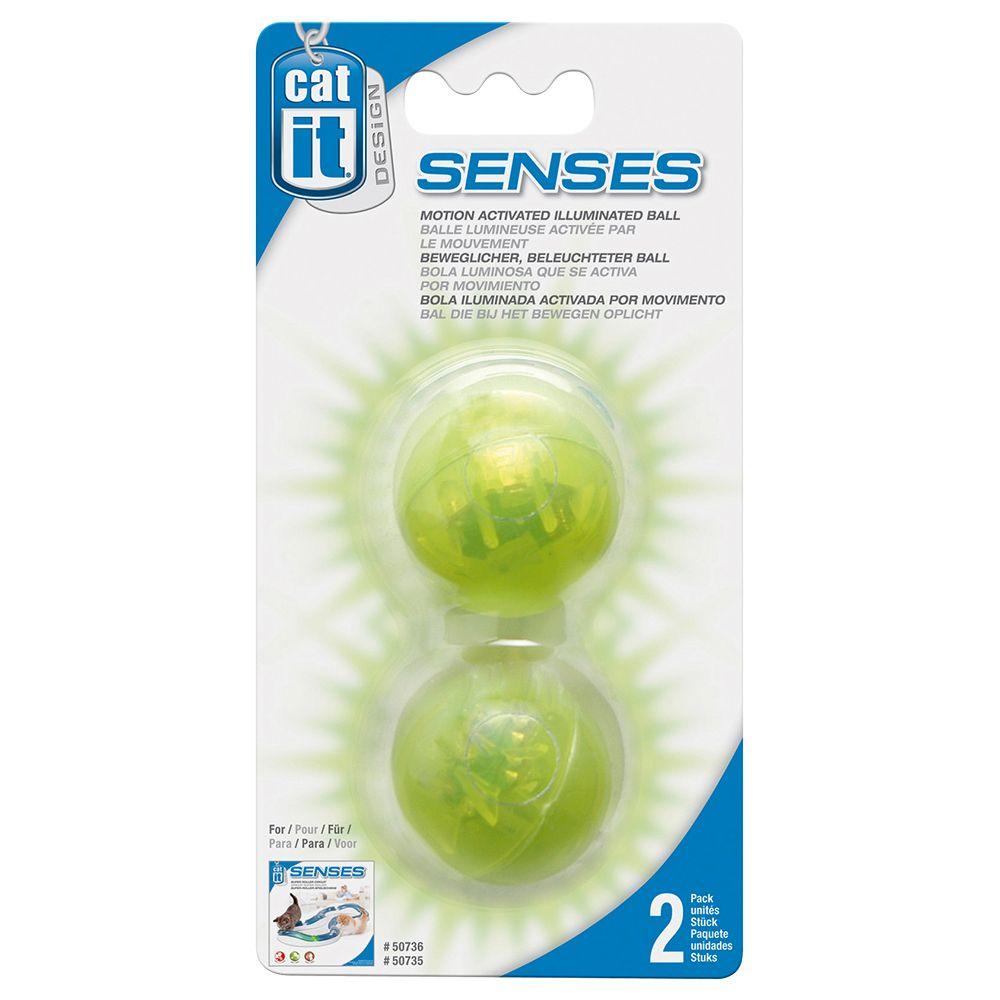 Catit Design Senses Illuminated Balls