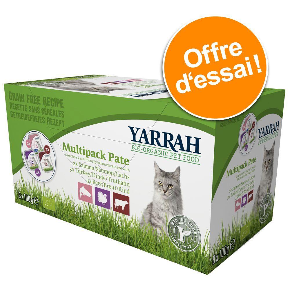 Chat Boîtes et sachets Yarrah boîtes bio Yarrah boîtes bio
