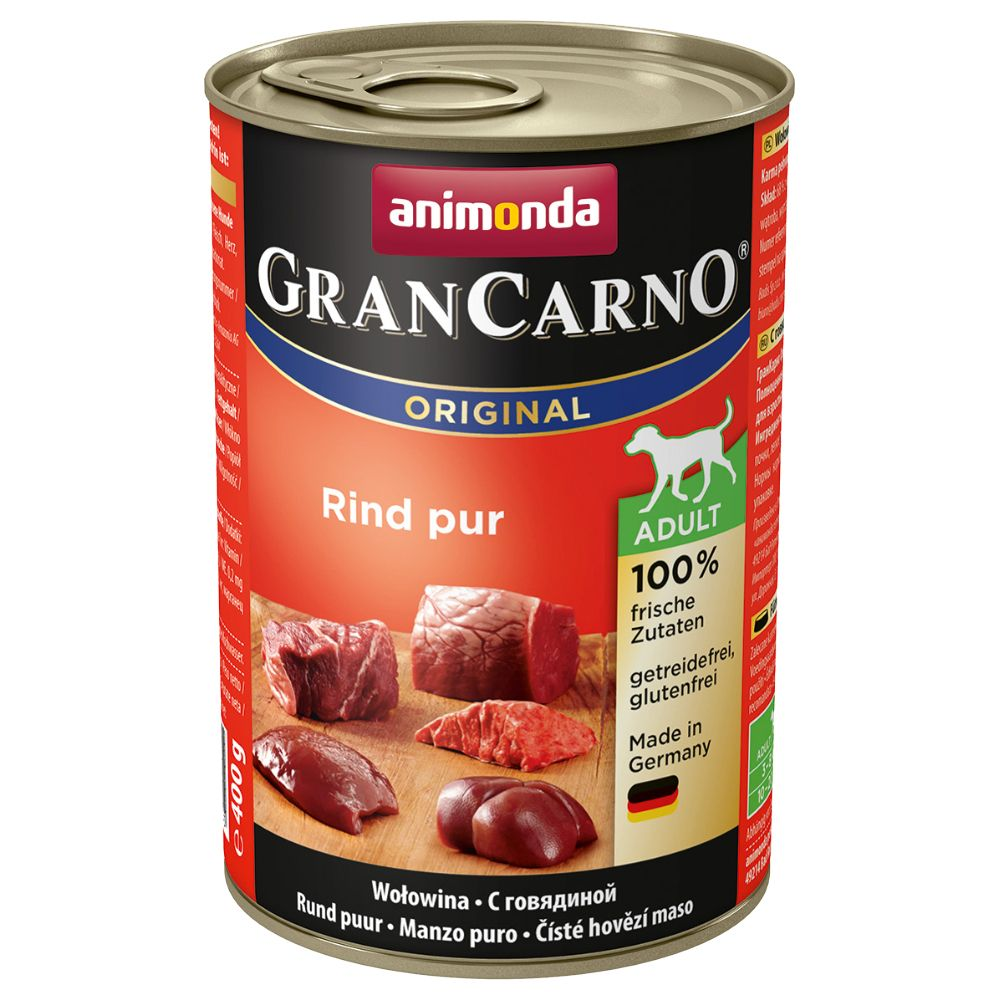 Adult Mix 1 Animonda Gran Carno Wet Dog Food