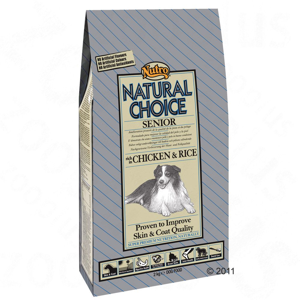 Nutro Choice Senior, kurc