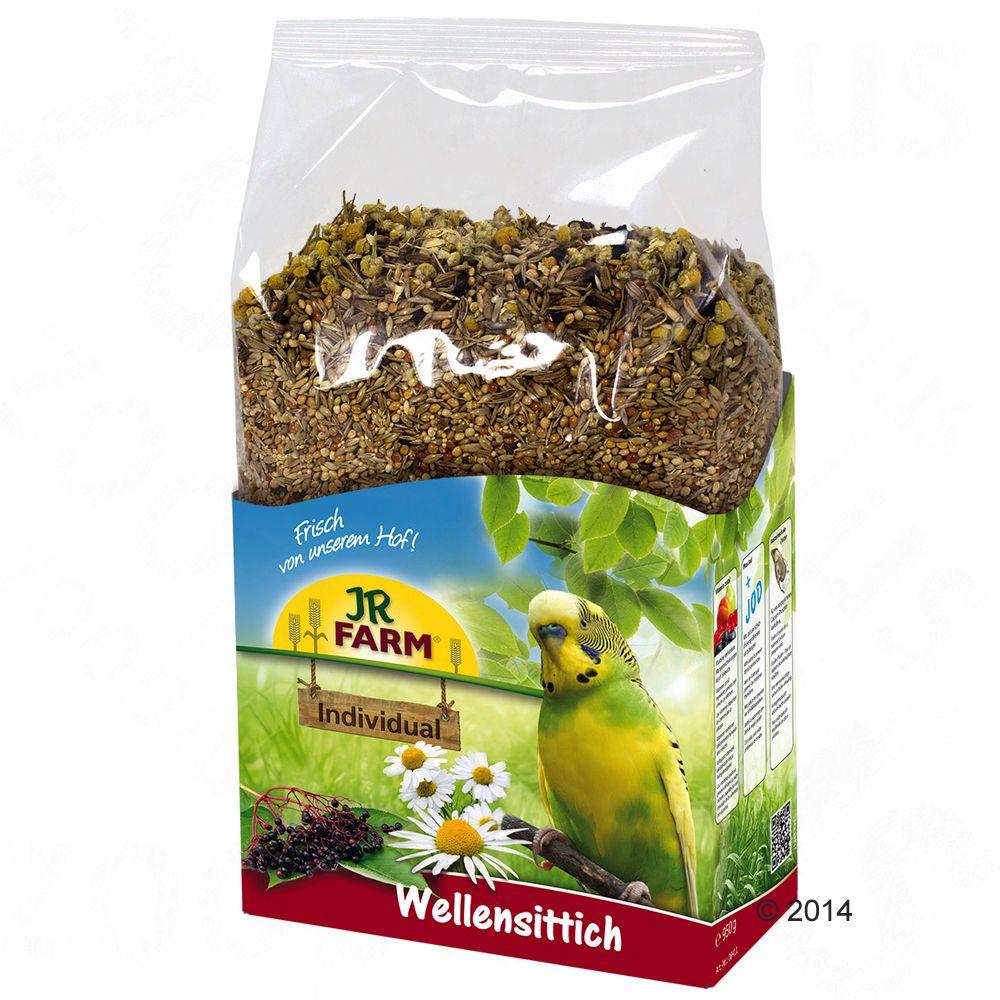 JR Farm Individual Wellensittich - 1 kg