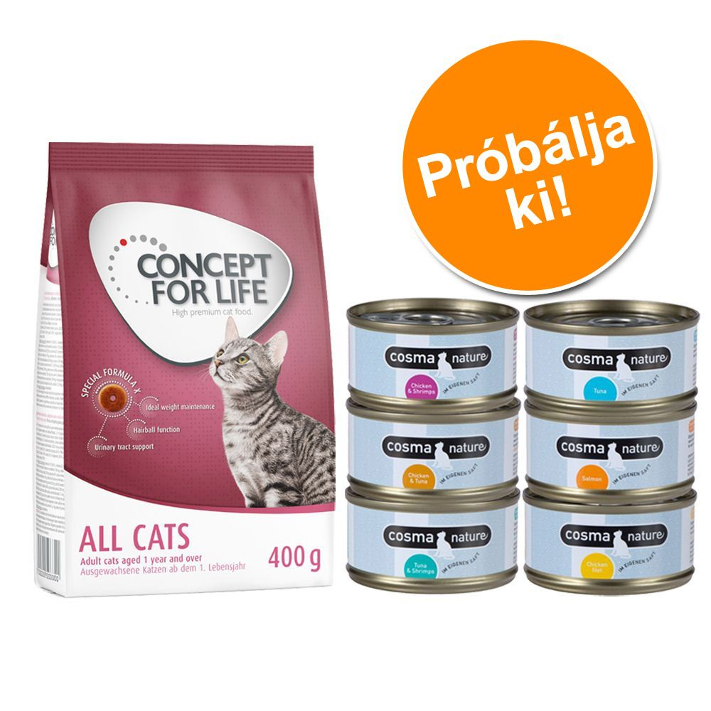 probacsomag-400-g-concept-for-life-6-x-70-g-cosma-nature-maine-coon-adult-cosma-nature