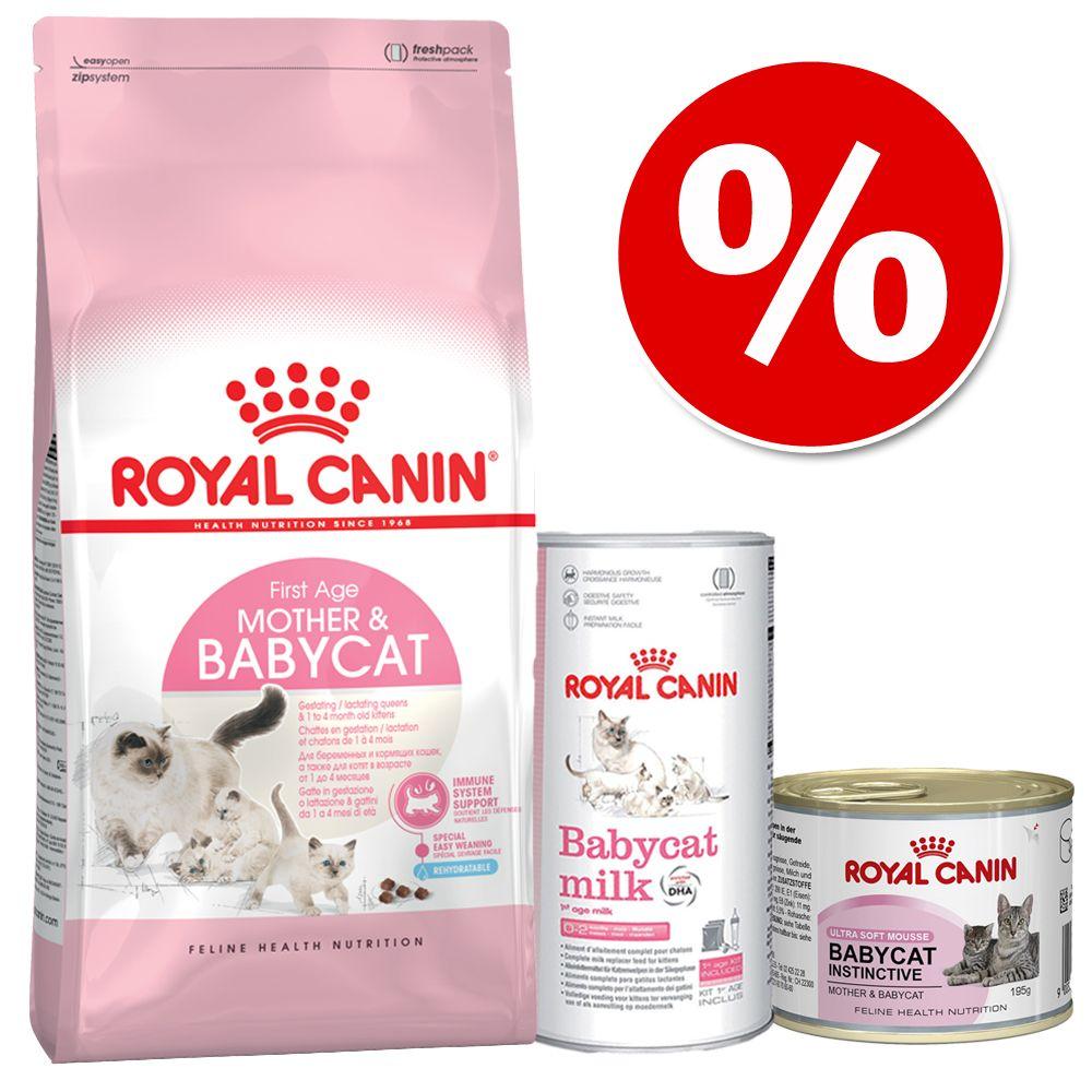 royal canin babycat 34 4 kg preisvergleich katzenfutter g nstig kaufen bei. Black Bedroom Furniture Sets. Home Design Ideas