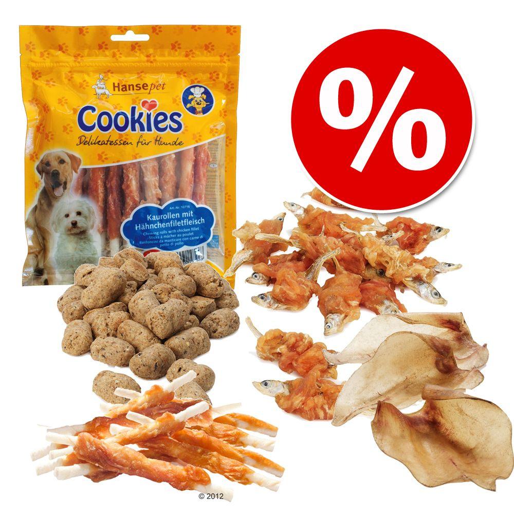 Snack Topseller Paket - Topseller Paket: Snacks