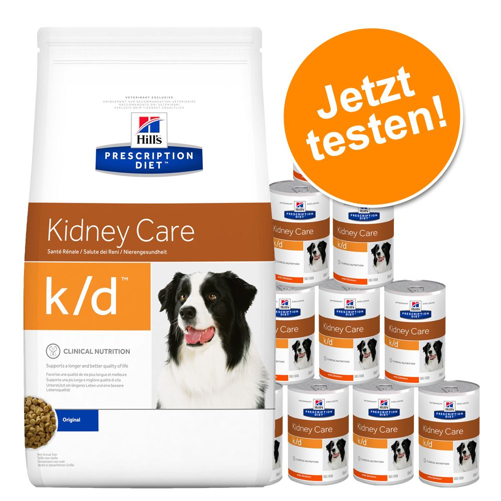 Kombipaket: Hill´s Prescription Diet Canine - j...