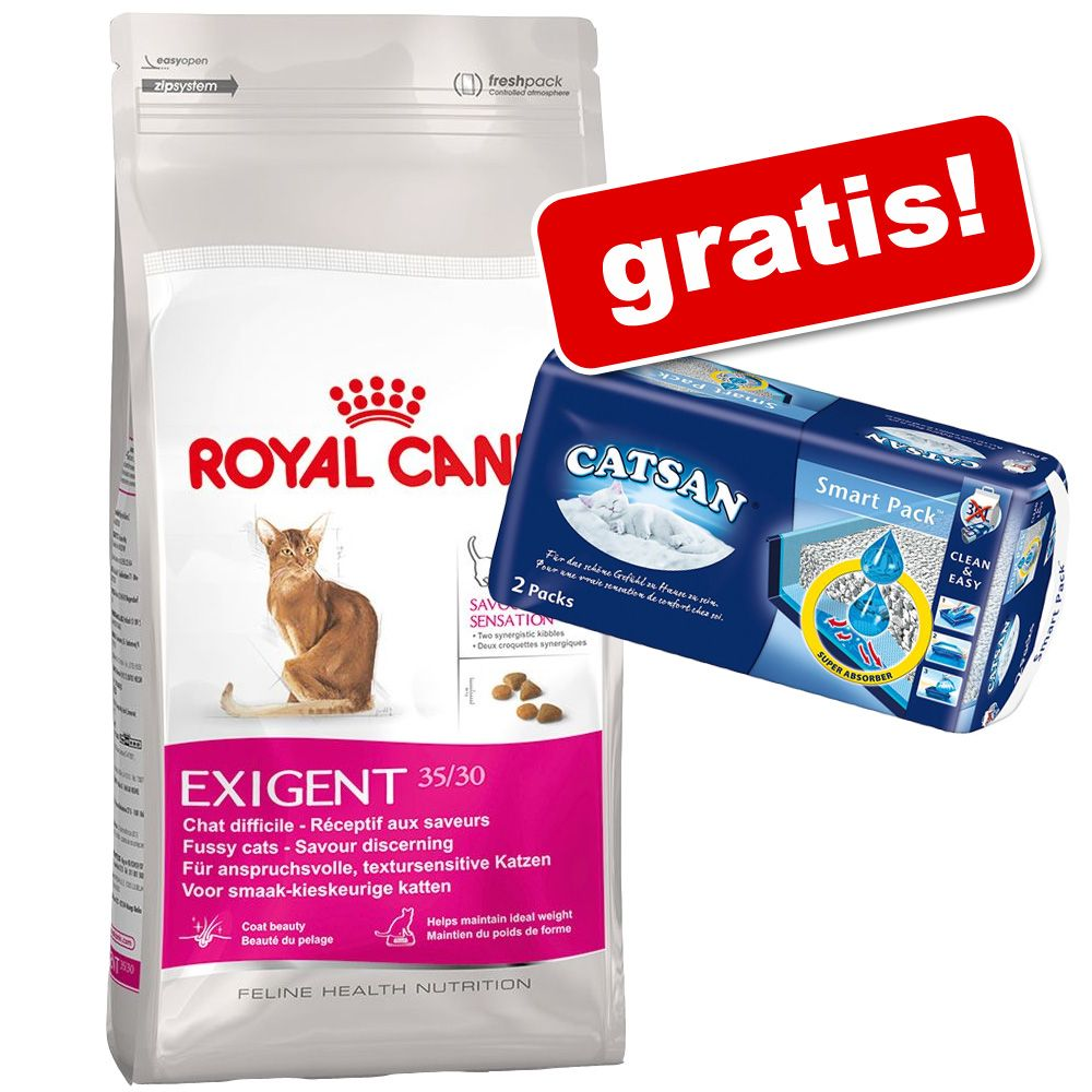 8/10 kg Royal Canin + Catsan Smart Pack gratis! – Ragdoll Adult