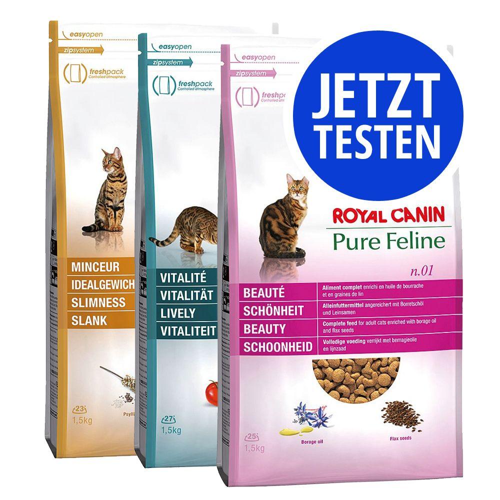 royal canin pure feline vitalit t 1 5 kg preisvergleich katzenfutter g nstig kaufen bei. Black Bedroom Furniture Sets. Home Design Ideas