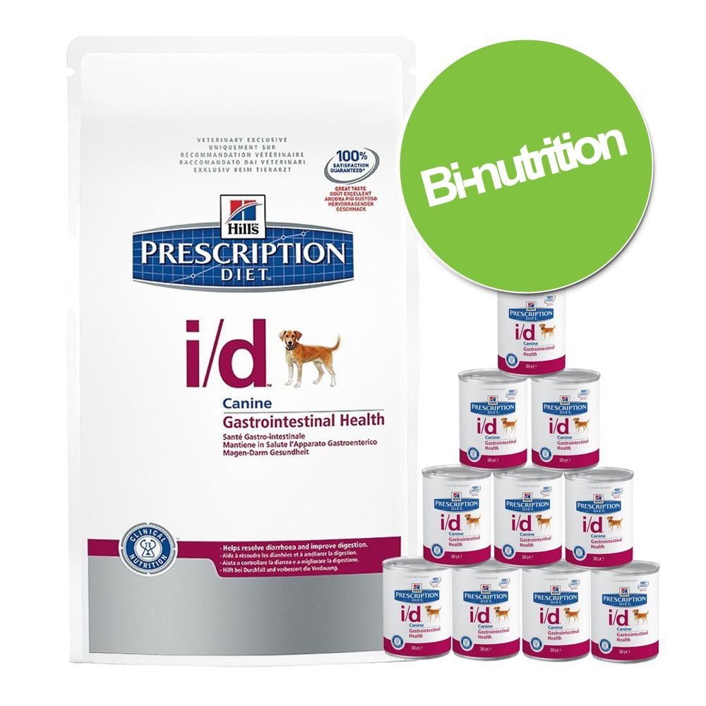 Chien Croquettes Hill´s Prescription Diet Bi nutrition