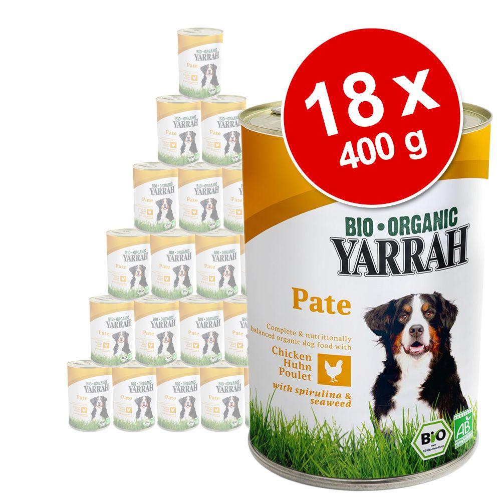 Chien Boîtes et sachets Yarrah boîtes bio Lots économiques