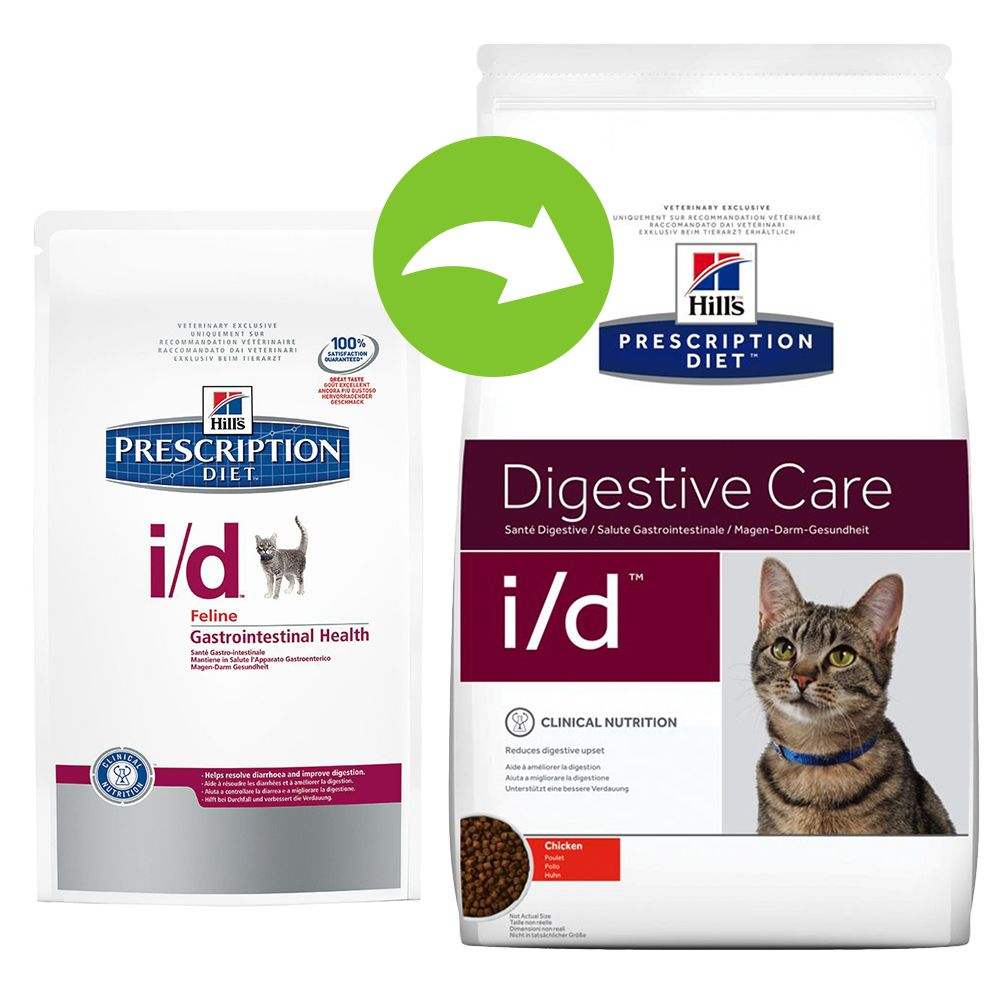 Hill's Prescription Diet Feline - i/d Digestive Care - 5kg