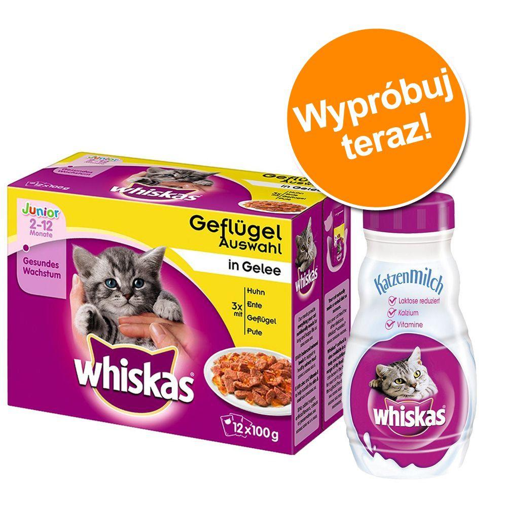 Pakiet startowy Whiskas J