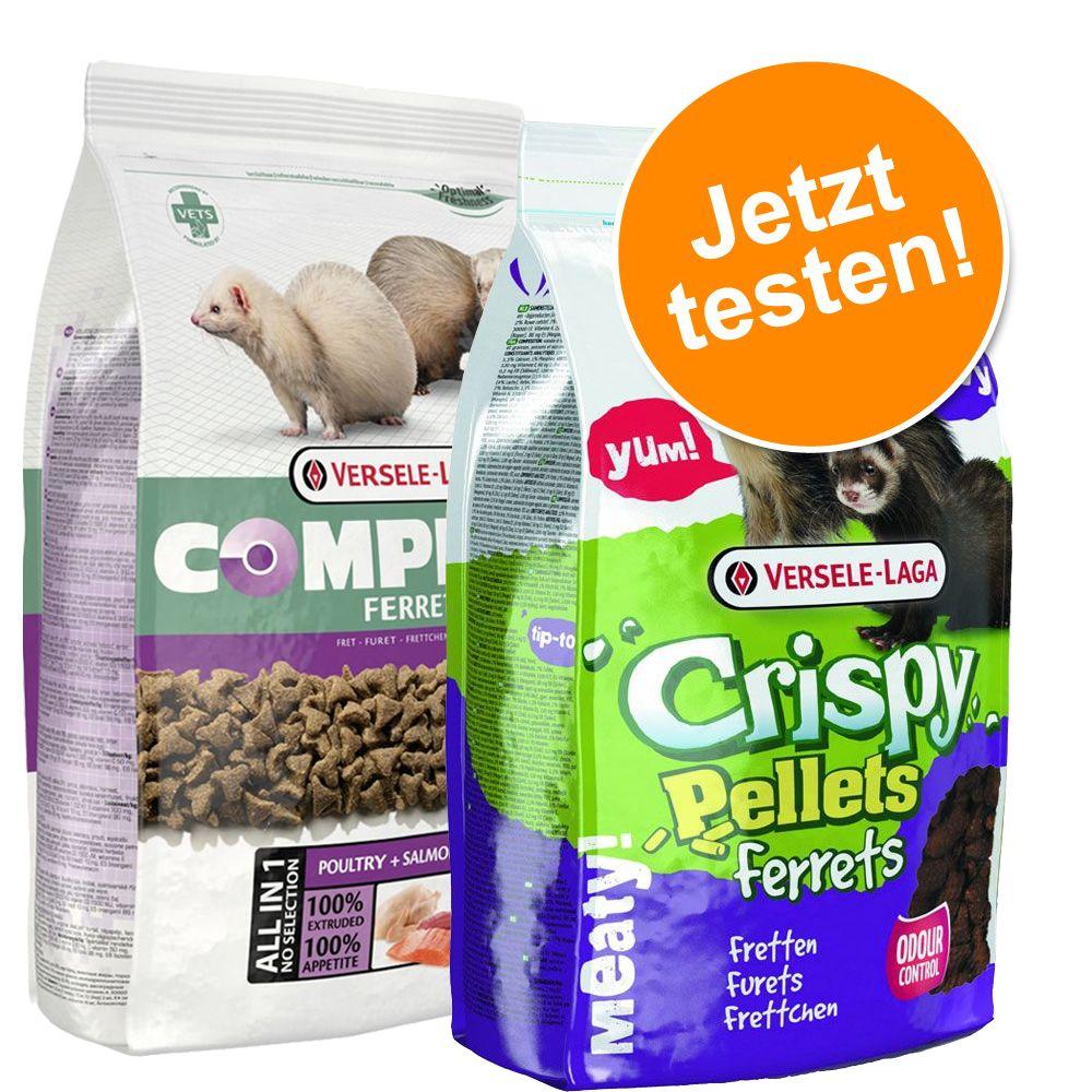 Probierpaket: Versele-Laga Complete Ferret + Cr...