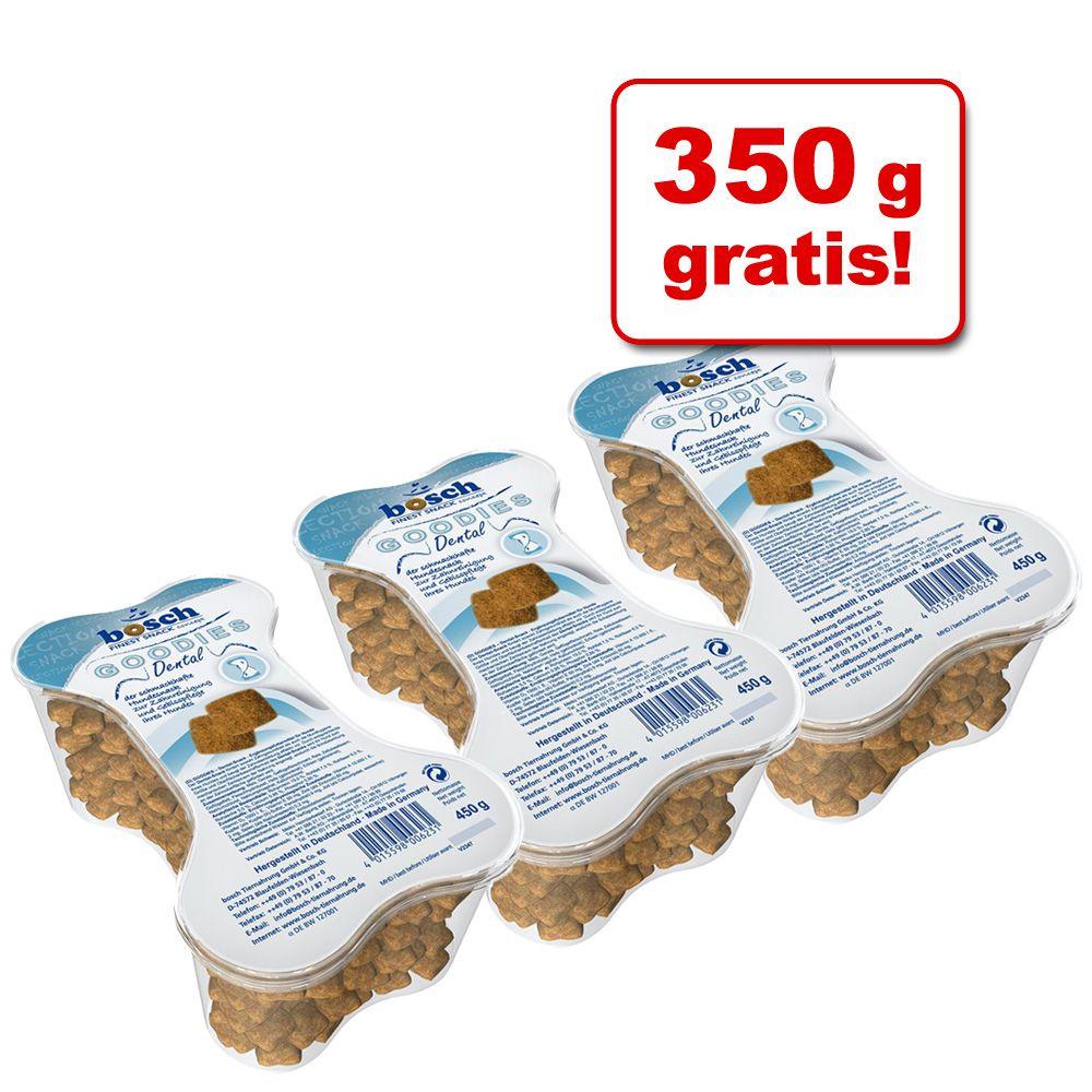 1 kg + 350 g gratis! Bosch Goodies, 3 x 450 g - Vitality
