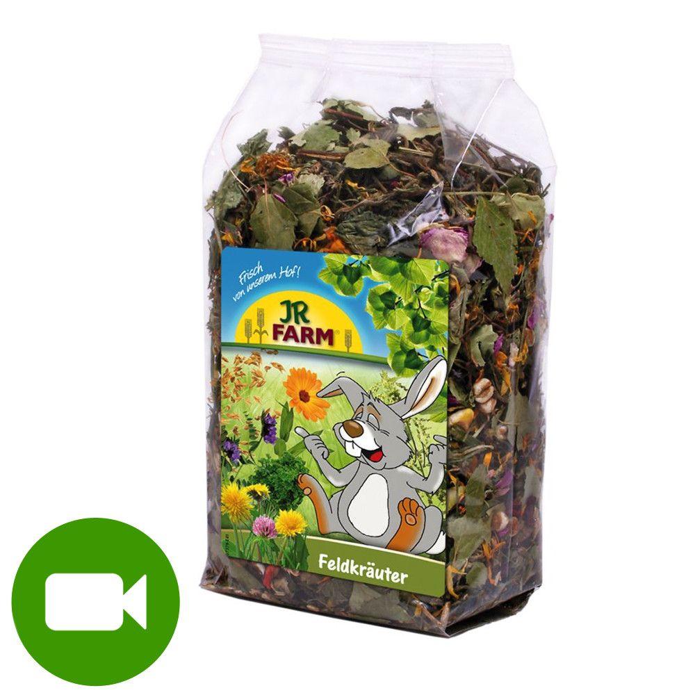 JR Farm Polne zioła pokarm dla koszatniczek - 200 g