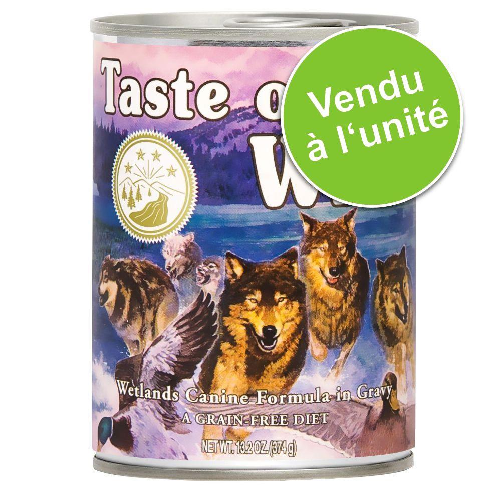 Chien Boîtes et sachets Taste of the Wild Boîtes TOTW