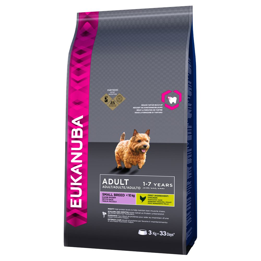 Eukanuba Small Breed Adult