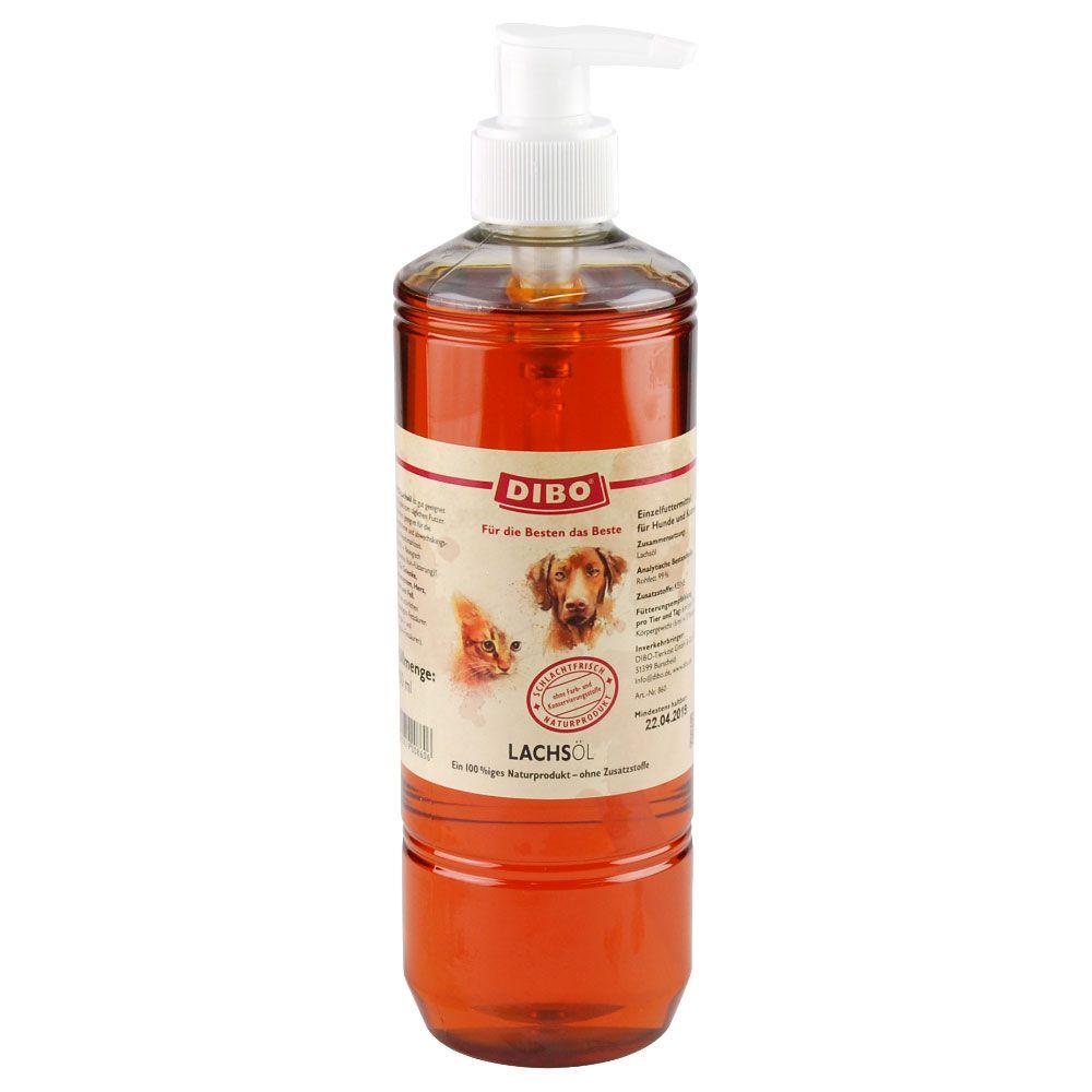 Dibo Lachsöl - 500 ml