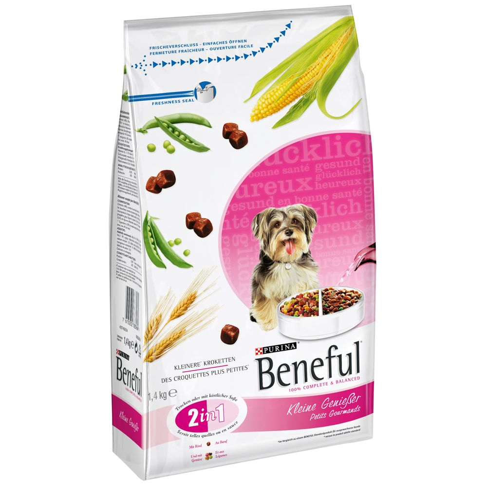 Beneful 2 in 1 Little Gourmets Dog Food