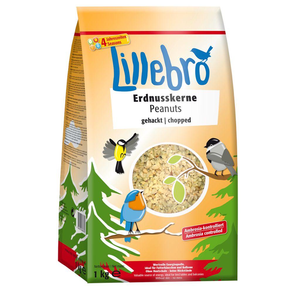 Lillebro Orzeszki ziemne siekane - 1 kg