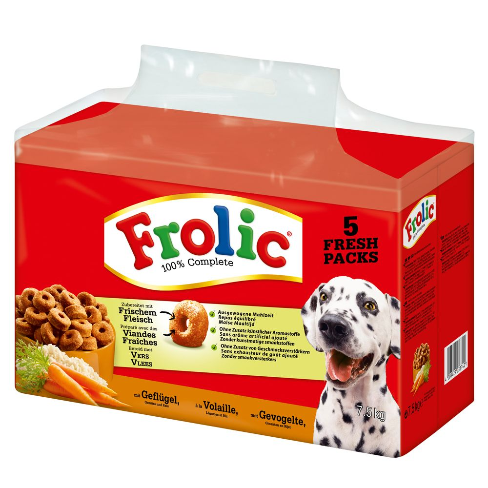 Poultry Frolic Dry Dog Food
