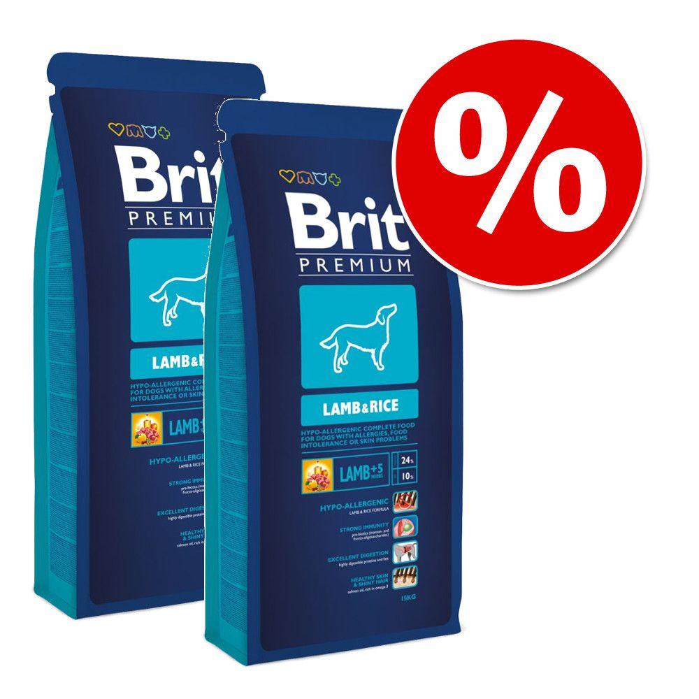 Dwupak Brit Premium - Pre