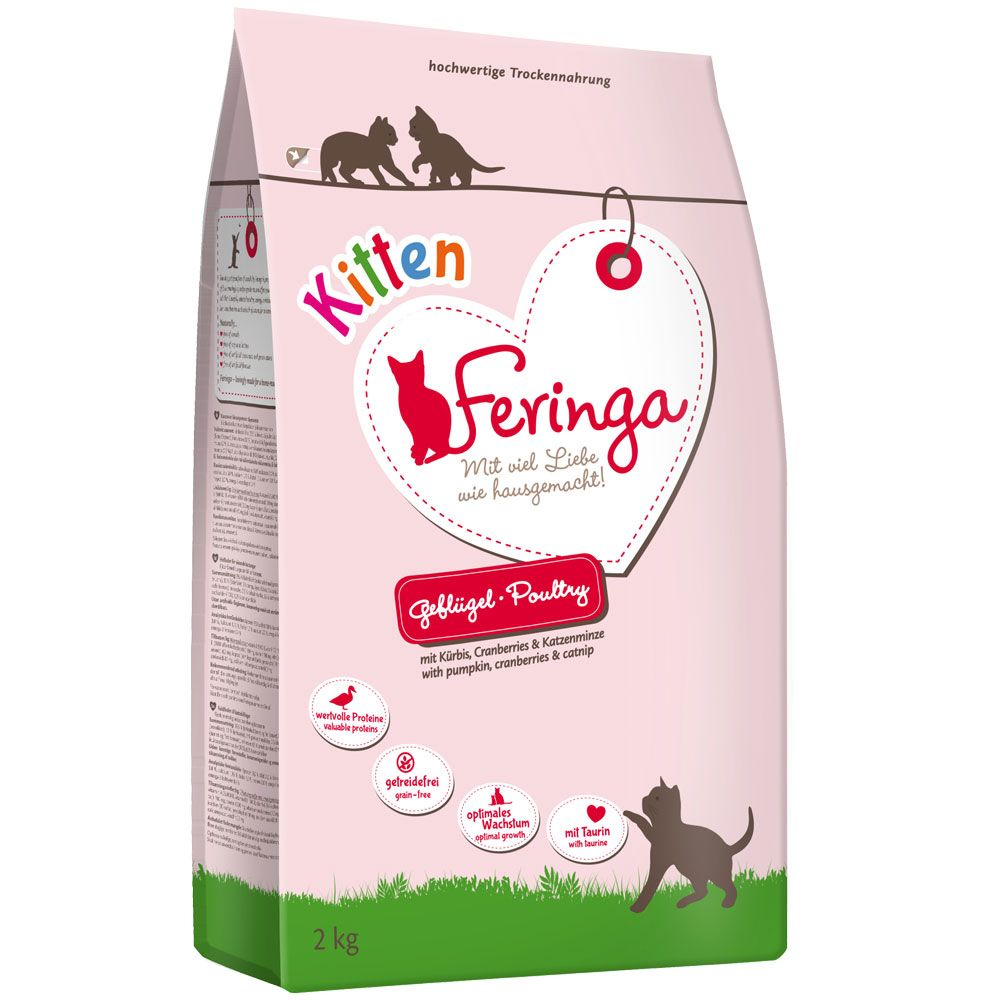 Kitten Poultry Feringa Dry Cat Food